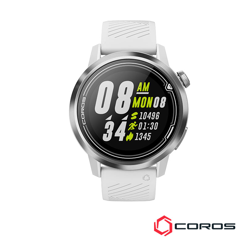 Smartwatch Coros APEX 46mm Blanco