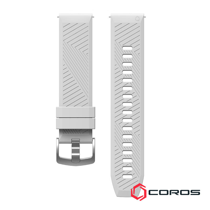 Correa Smartwatch Coros Apex Blanca 46 mm