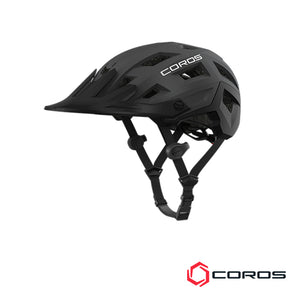 Casco de ciclismo SafeSound Mountain Bike Coros Gris