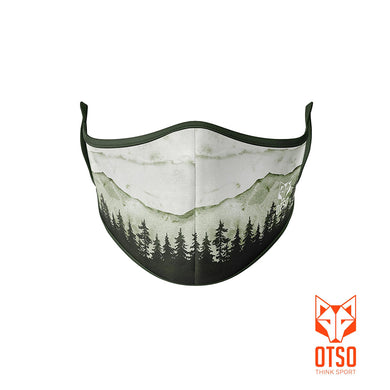 Copia de Mascarilla Deportiva Green Forest OTSO