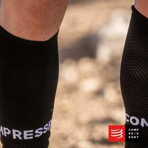 Nuevo Full Socks Run Negro Compressport