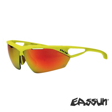 Lentes Eassun Monster MR Amarillo Fluo/Naranjo