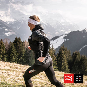 Hurricane  Waterproof Jacket 25/75 Compressport