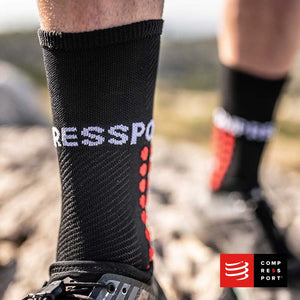Nuevo Ultra Trail Sock Negro Compressport