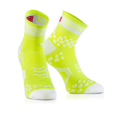 CalcetinesPro Racing Socks v2 Fluo Amarillo