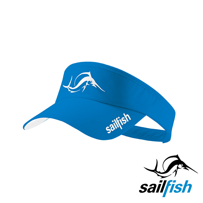 Visera Celeste Sailfish