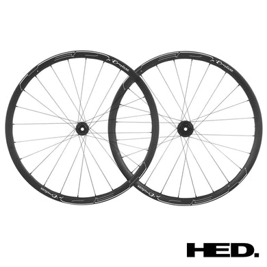 Set de Ruedas Eroica Carbon HED Cycling