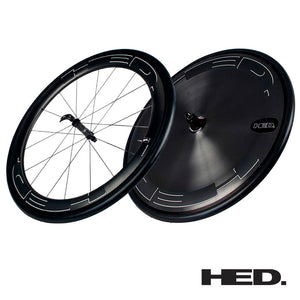 Set Jet Plus Black 6/Disc - Clincher