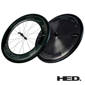 Set Jet Plus Black 9/Disc - Clincher