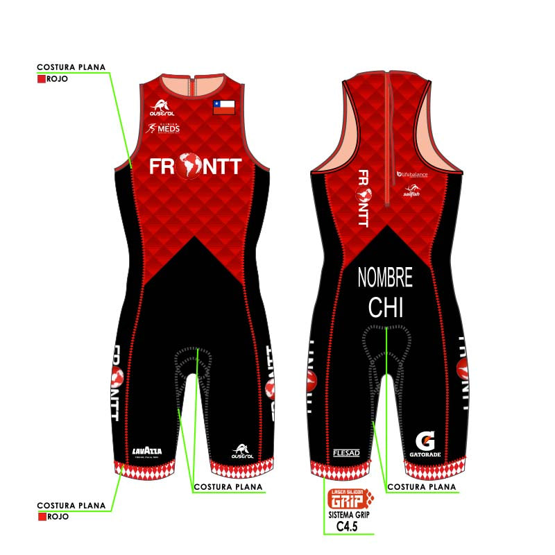 Trisuit Mujer / Frontt