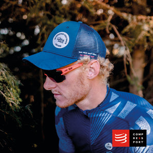 Trucker Cap Compressport - Mont Blanc 2020