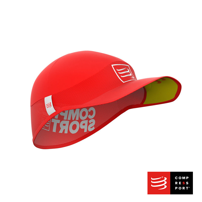 Pro Racing Ultralight Cap Rojo