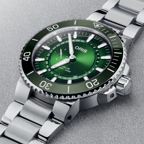 Oris Hangang Limited Edition Divers' Watch