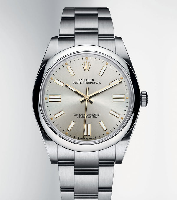 Rolex Oyster Perpetual Collection iN 2020