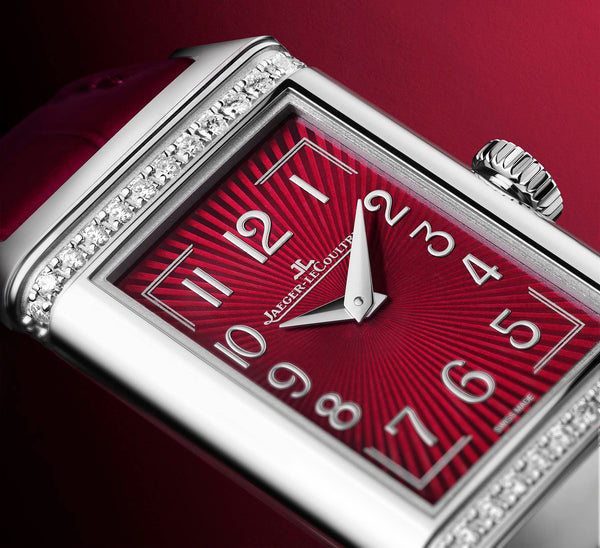 Jaeger-LeCoultre Reverso One iN Burgundy Red
