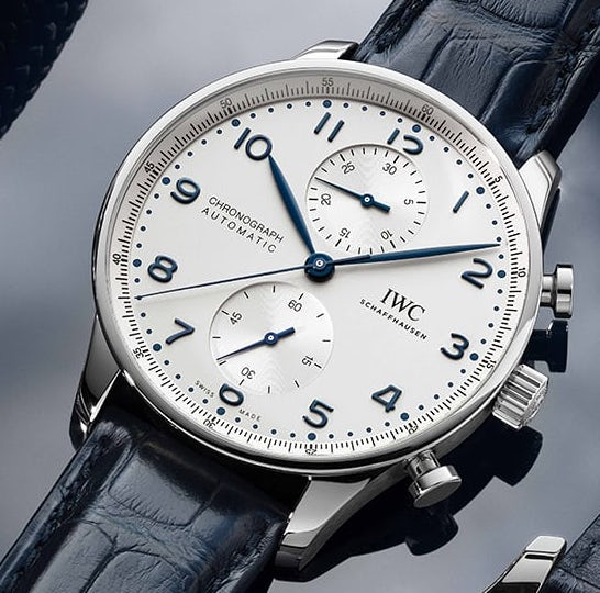 IWC Portugieser Chronograph with Caliber 69355