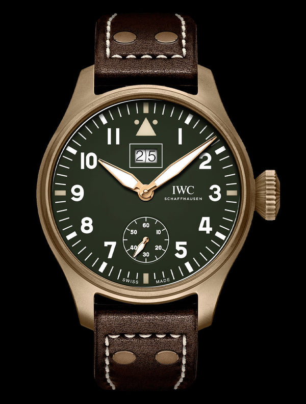 IWC Big Pilot Big Date Spitfire Edition Mission Accomplished