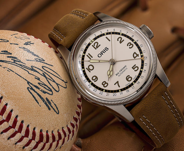 "Oris Big Crown ""Roberto Clemente"" LTD ED"