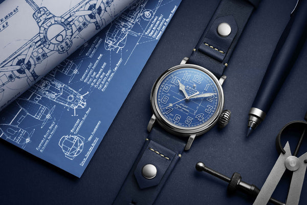 Zenith Pilot Type 20 Blueprint Limited Edition