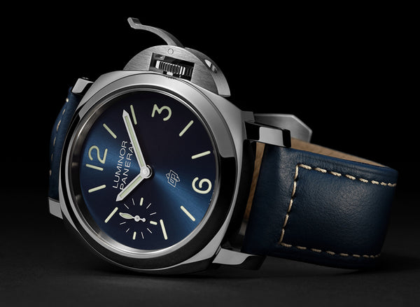 Officine Panerai Luminor Blu Mare