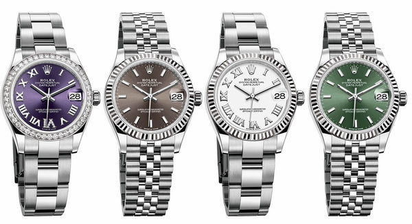 Rolex Datejust 31 iN Rolesor