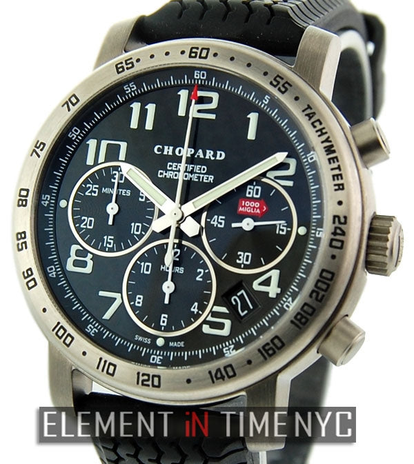 Chronograph In Titanium