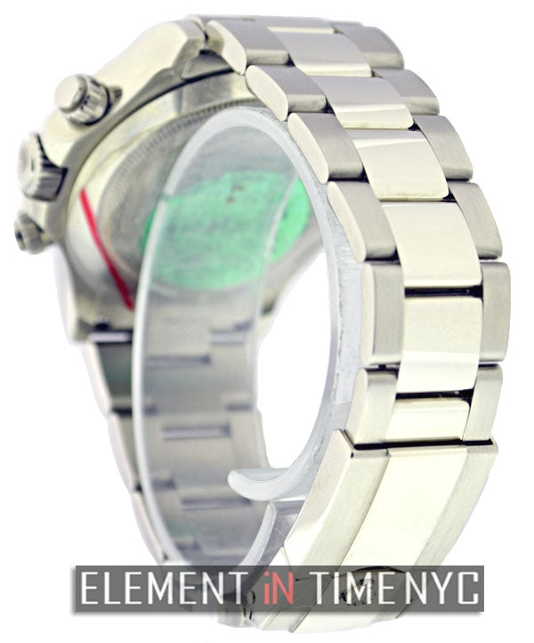 18k White Gold Tahitian Mother Of Pearl Dial