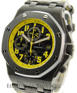 Chronograph Bumble Bee