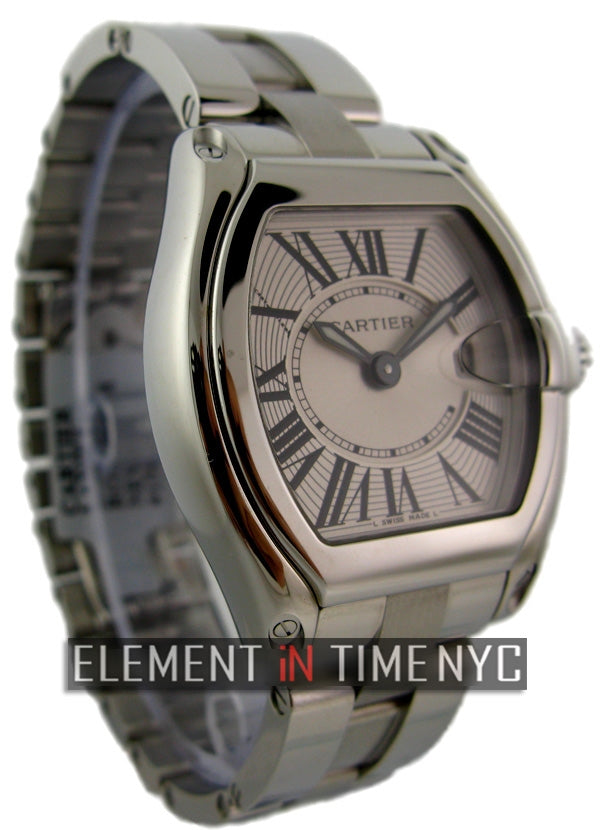 Roadster Small 32mm Stainless Steel