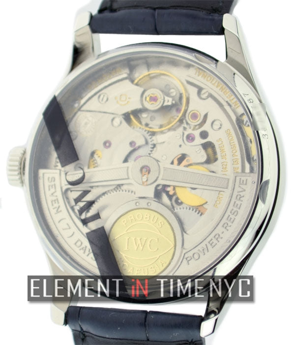 Automatic 7-Day Power Reserve Stainless Steel