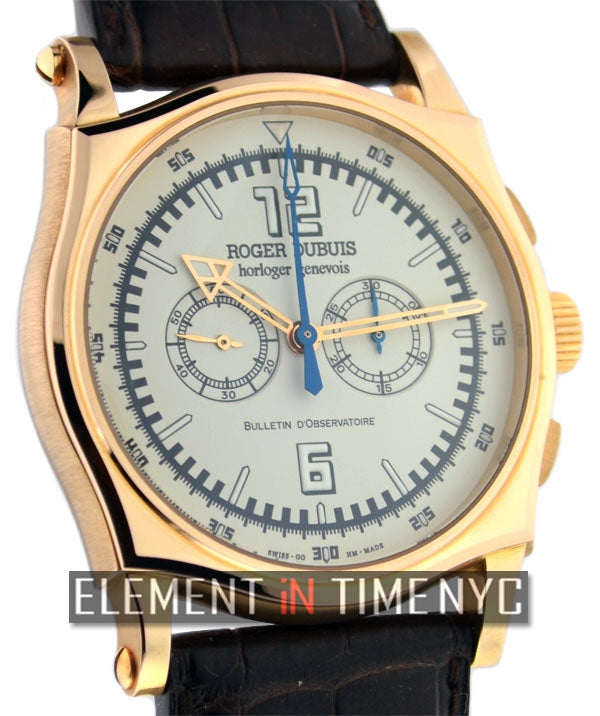 Chronograph 18k Rose Gold XX/28