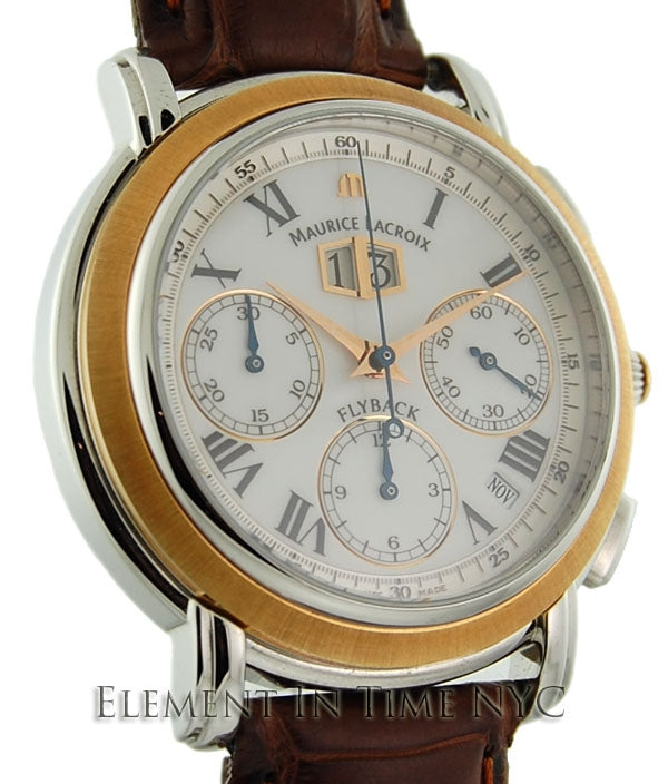 Flyback Annuaire Chronograph