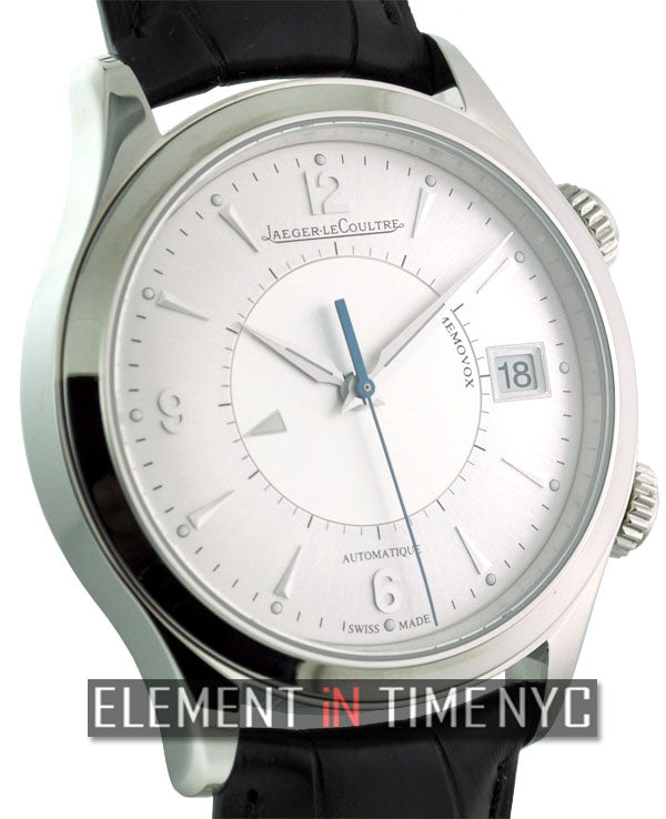 Master Memovox Stainless Steel 40mm