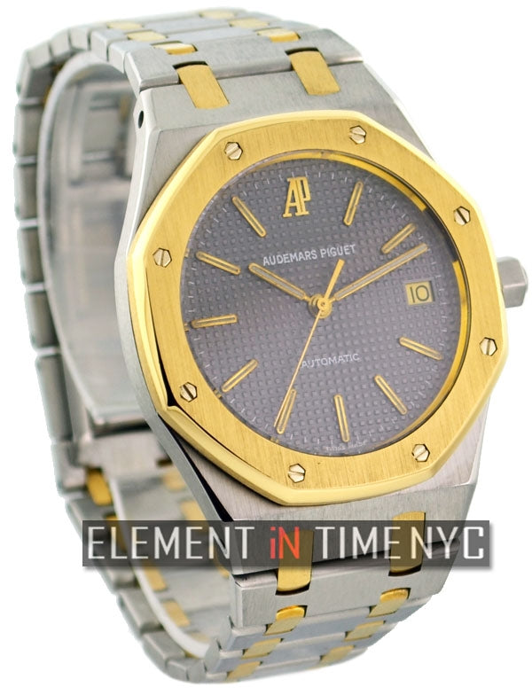 Date 2-Tone 18k Yellow Gold/ Stainless Steel
