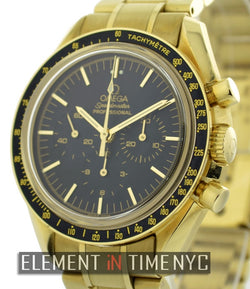 Moon Watch 18k Yellow Gold