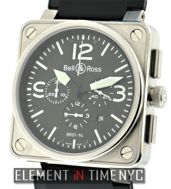 Chronograph Stainless Steel