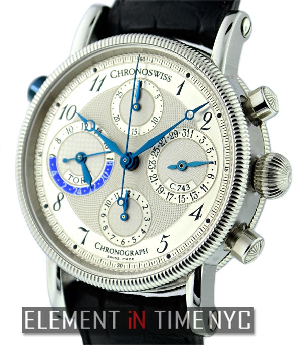 GMT Double Chronograph 38mm
