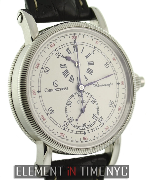 One Button Chronograph
