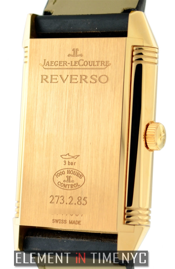 Grande Reverso Duo Day & Night 32mm 18k Rose Gold