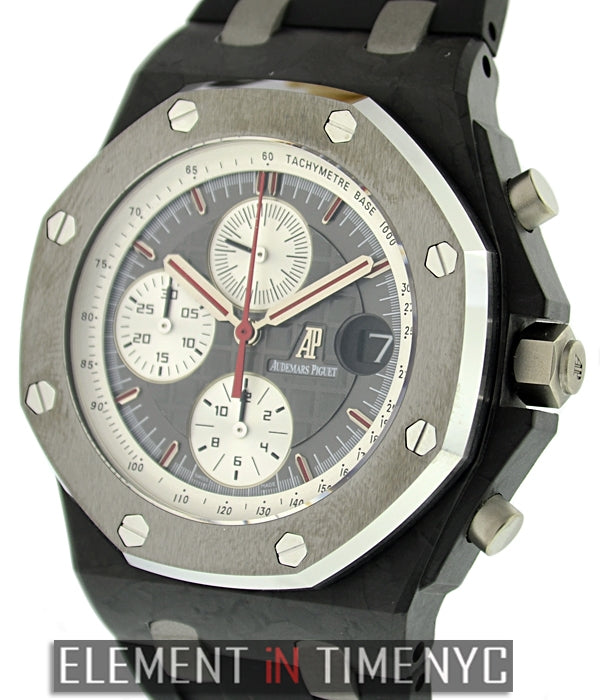 Jarno Trulli Chronograph Limited Edition 42mm