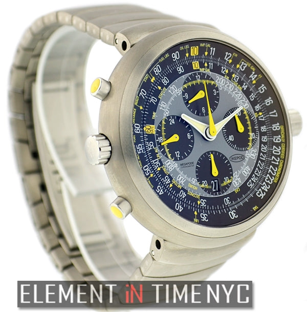 Chronograph GMT Limited Edition