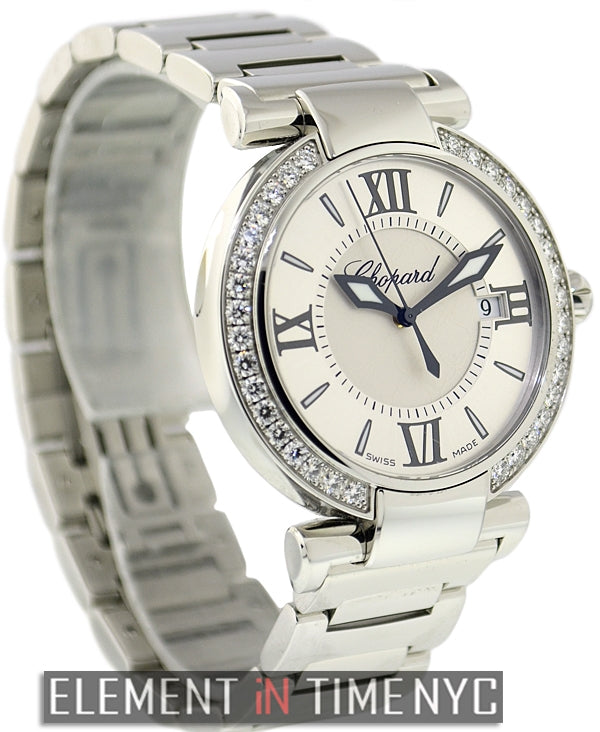 Stainless Steel Diamond Bezel