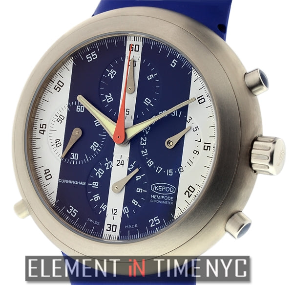 Cunningham Chronograph GMT Limited Edition