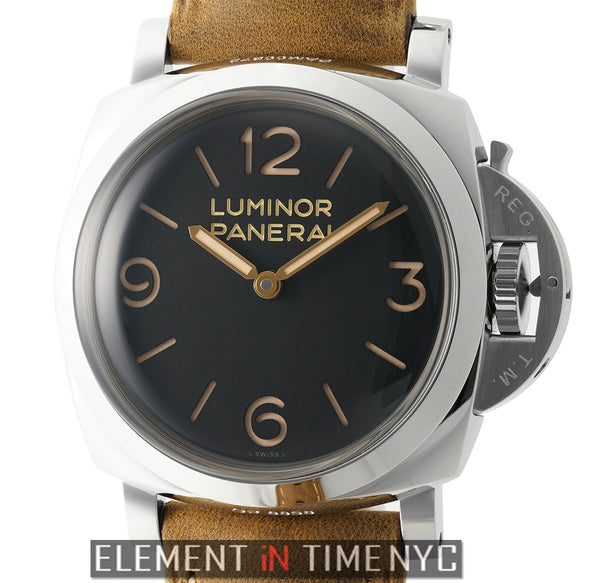 Luminor 1950 3 Days 47mm Stainless Steel