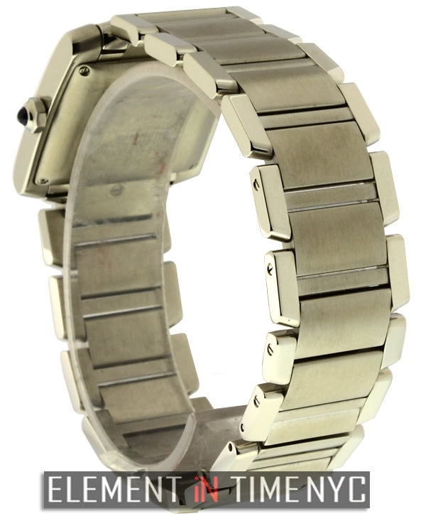 Tank Francaise Stainless Steel Large 28mm