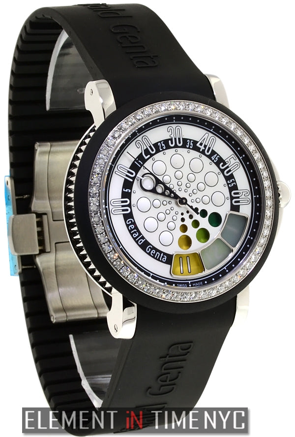Mother Of Pearl Dial