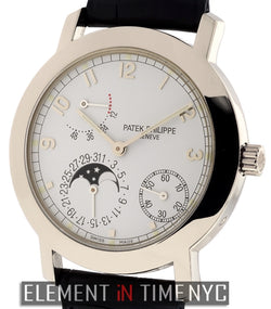 Moonphase Power Reserve