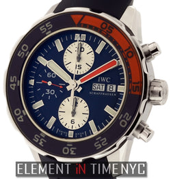 Aquatimer Chronograph Blue Dial