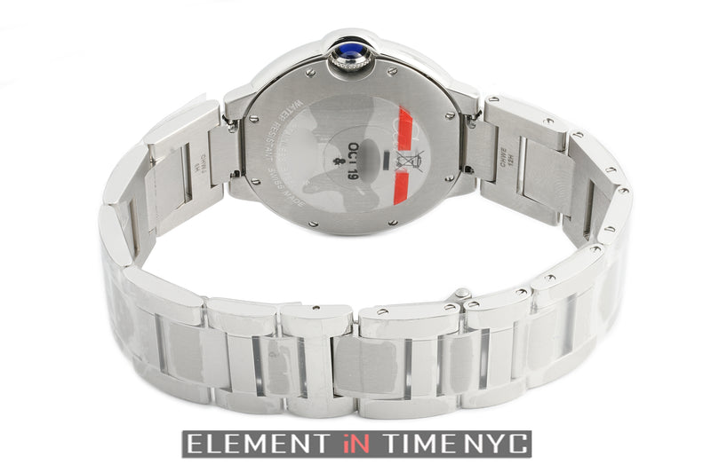 Mid-Size 36mm Stainless Steel Quartz