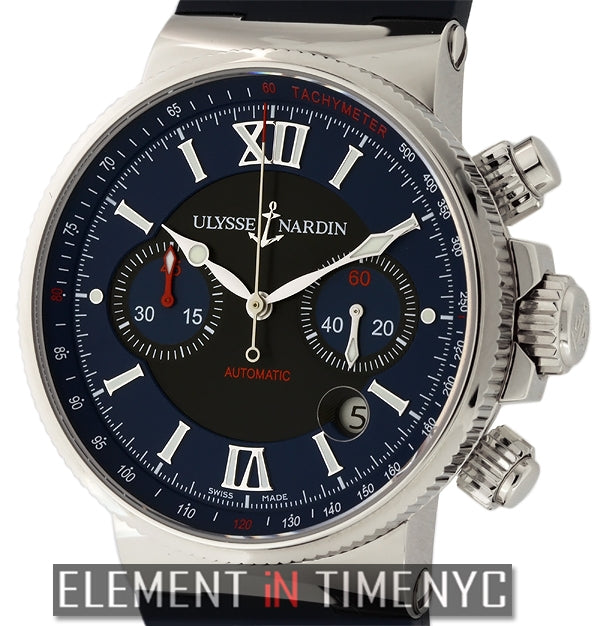 Chronograph Stainless Steel 41mm